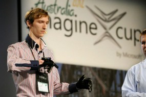 Smart Gloves Turn Sign Language Gestures Into Vocalized Speech