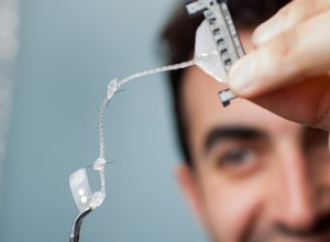 Blind Woman Receives Bionic Retinal Implant and can see