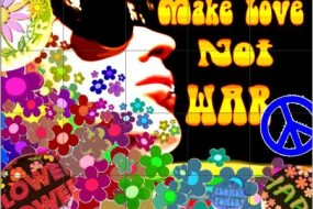 The Enemy Is Within, Not Without: Make Love Not War
