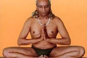 How B.K.S. Iyengar Kicked My Asana.