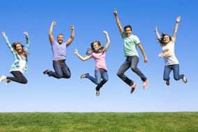 Fun-Group-of-Young-People-Jump-awaken
