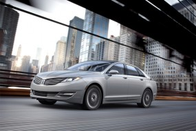 Lincoln MKZ Hybrid Gets Strong EPA MPG Ratings
