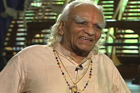 An interview with Yoga guru BKS Iyengar