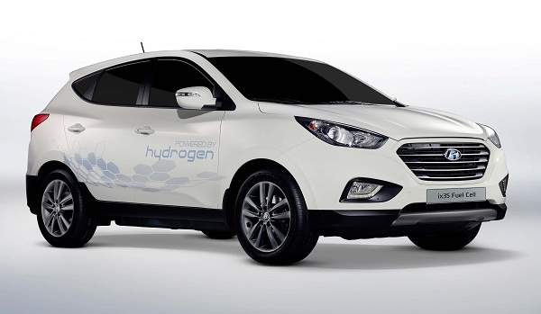 Hyundai To Start 'Limited Mass Production' Of Fuel Cell Car
