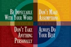 Don Miguel Ruiz – The Four Agreements plus the 5th