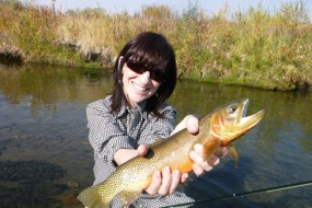How my first fly fishing experience changed my view of business