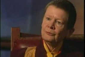 Pema Chodron Pema served as the director of Karma Dzong, in Boulder, until moving in 1984 to rural Cape Breton, Nova Scotia to be the director of Gampo Abbey. Chögyam Trungpa Rinpoche asked her to work towards the establishment of a monastery for western monks and nuns.