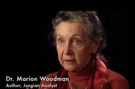 Marion Woodman A mythopoetic author, Marion Woodman is a force in the women's movement. She studied at the Jung Institute in Zurich, Switzerland and is a noted Jungian analyst and a widely read author on feminine pschology focusing on psyche and soma.
