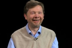 Eckhart Tolle on Peace After a Loss