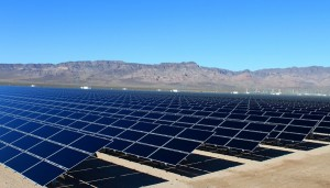 Solar From Nevada Indian Reservation To Help Power LA