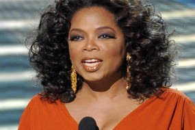Oprah Winfrey She has been ranked the richest African-American of the 20th century, the greatest black philanthropist in American history, and was for a time the world's only black billionaire. She is also, according to s