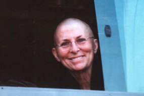 Roshi Joan Halifax Zen Buddhist roshi, Joan Halifax is an ecologist, anthropogist and civic rights leader, but she is mostly known for her compassionate work with the terminally ill.