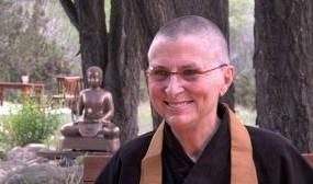 Roshi Joan Halifax Zen Buddhist roshi, Joan Halifax is an ecologist, anthropogist and civic rights leader, but she is mostly known for her compassionate work with the terminally ill. She is the director of the project Being with Dying that helps caregivers cope with death and dying.