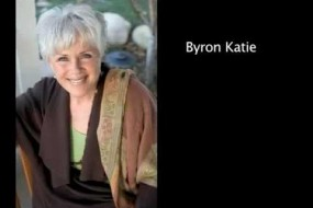 Byron Katie: Question Your Thoughts, End Your Suffering