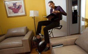 Taking a Stand for Office Ergonomics