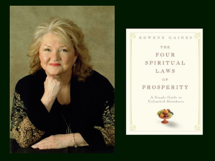 Excerpt: The Four Laws of Spiritual Prosperity