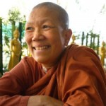 A female monk takes on Thailand's clergy