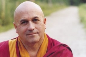 Matthieu Ricard After training in biochemistry at the Institute Pasteur, Matthieu Ricard left science and moved to the Himalayas to pursue happiness and became a Buddhist monk.
