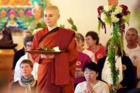 Venerable Dhammananda Bhikkhuni from Thailand