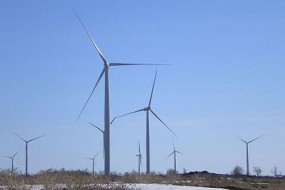 Wind Blowing Away Coal In Ontario