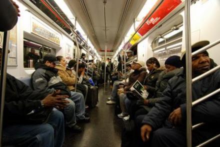 Car Use Down, Public Transportation Use Up