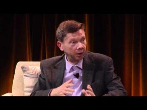 Talks at Google: Eckhart Tolle is in Conversation with Bradley Horowitz