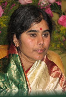 Mother Meera of India