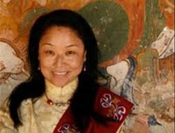 Khandro Thrinlay Chodon buddhist teacher