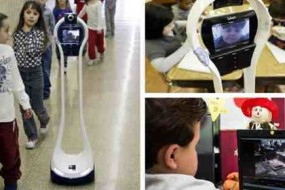 ROBOKIDS – A GROWING GENERATION OF HOUSEBOUND KIDS TELECOMMUTING TO SCHOOL WITH ROBOTS