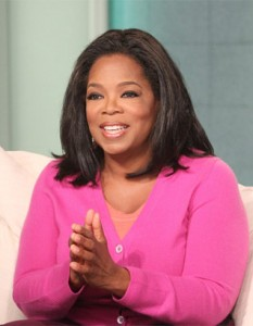 Oprah is an American media proprietor, talk show host, actress, producer, and philanthropist