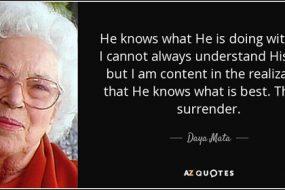 Daya-Mata-awaken
