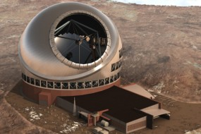 GIANT NEXT-GENERATION THIRTY METER TELESCOPE GETS PERMIT FROM HAWAII TO BUILD ON MAUNA KEA