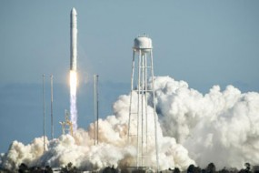 Orbital Sciences Rocket Antares Successfully Test Launched