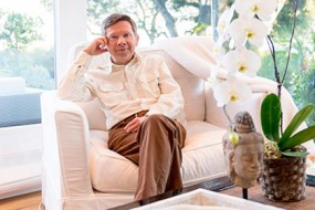 It's Now or Never. Q&A with Eckhart Tolle