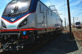 Shiny New Locomotives – Fast, Too – For Amtrak