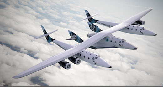 SpaceShipTwo: Persistence to the Point of Success