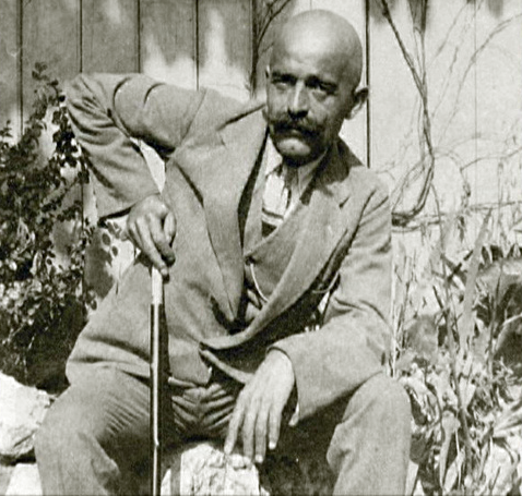 George Ivanovich Gurdjieff author and teacher