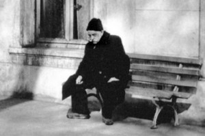mystic George Gurdjieff