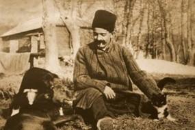 gurdjieff with animals