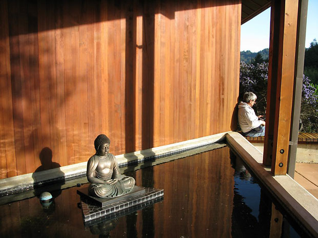 The-reflecting-pool-at-the-Upper-Meditation-Hall-at-Spirit-Rock-awaken