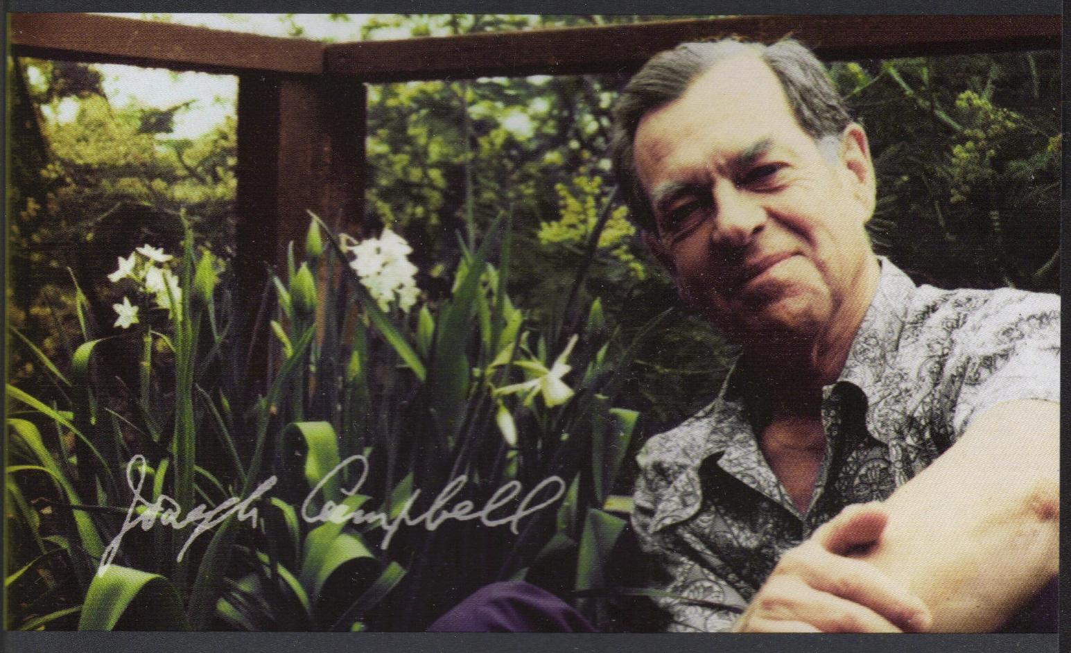 mythologist joseph campbell