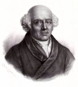 samuel hahnemann dr. of homeopathy