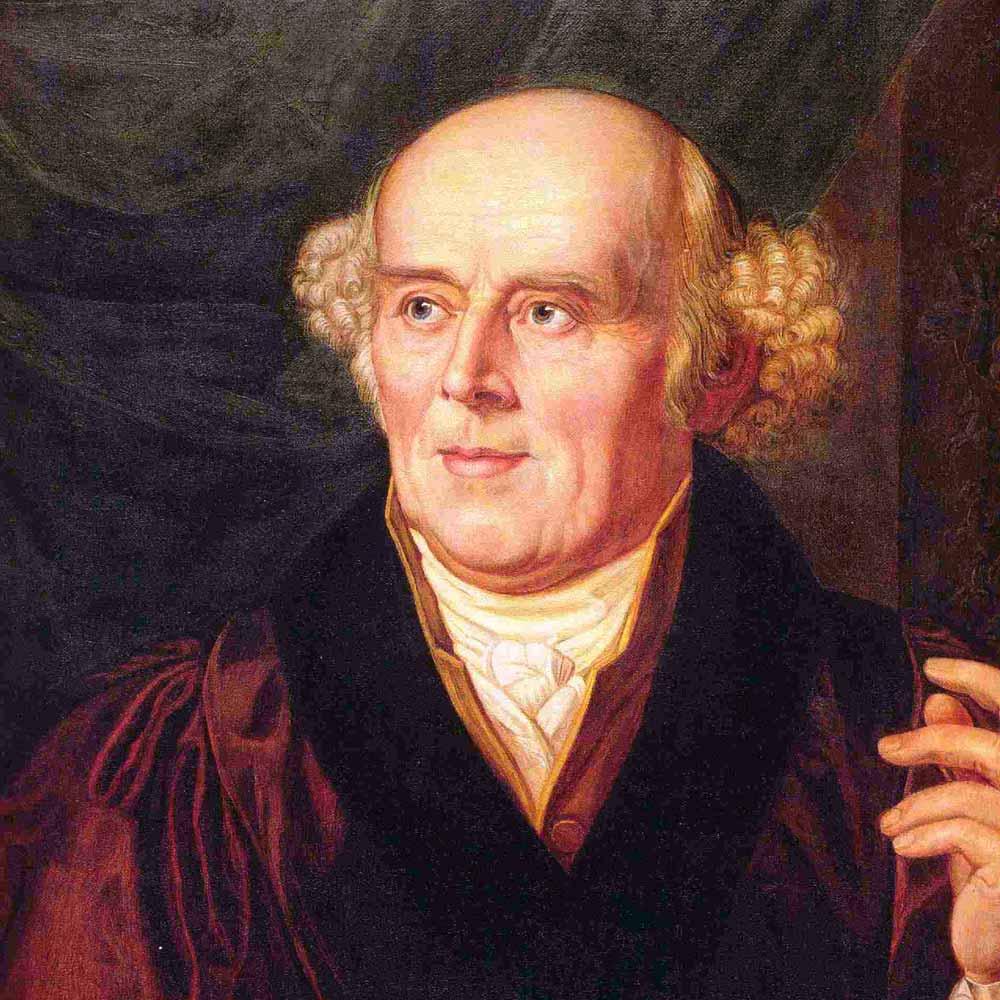 dr. samuel hahnemann