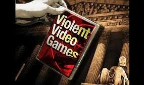 Do violent video games trigger real-world violence?
