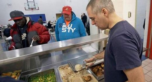 chef for homeless