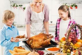 mother-preparing-food-with-her-children-for-thanksgiving-awaken