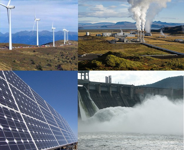 Renewable sources of energy-awaken