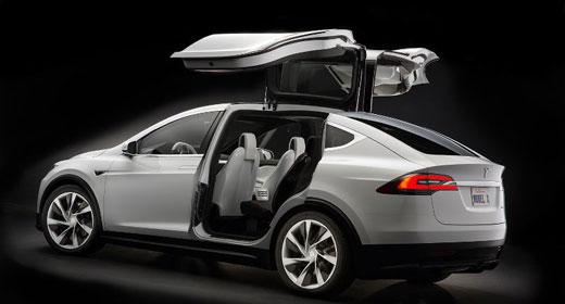 Tesla-Model-X-falcon-Awaken