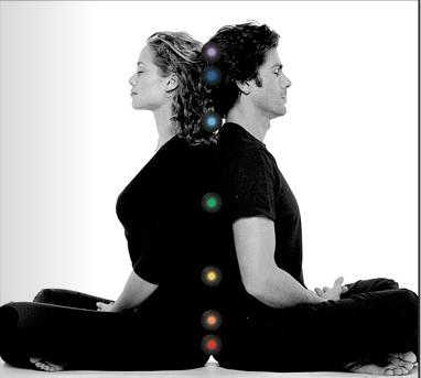 Contact Yoga 7 points-awaken