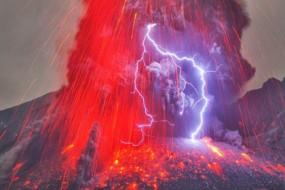 Volcanic Lightning-awaken